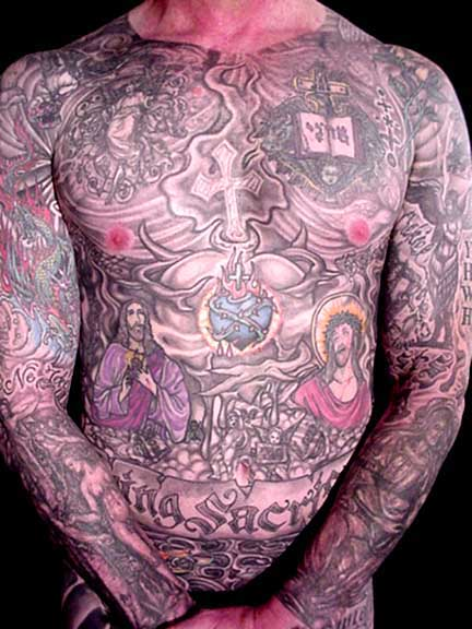 body tattoo,