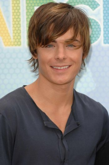 zac efron pictures haircut
