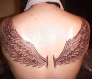 Angel Wings Tattoo 6jpg