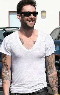 Adam Levine Tattoos, Tattooing, Tattoos