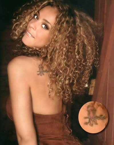 picture of tattoo fajah lourens tattoos. Black Bedroom Furniture Sets. Home Design Ideas