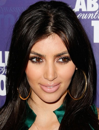 kim kardashian without makeup before. kim kardashian without makeup