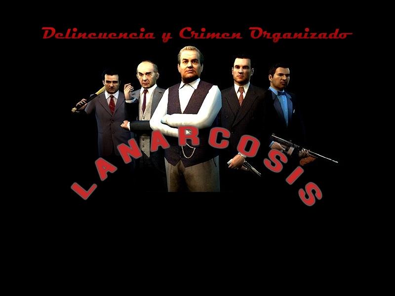 DELINCUENCIA Y CRIMEN ORGANIZADO