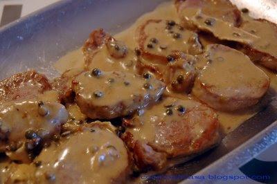 Frutasdetemporada solomillo de cerdo al horno con salsa - Solomillo de ternera al horno con mostaza ...