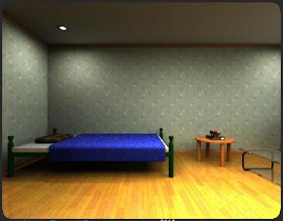 Escape from Room of Snowman 3D walkthrough