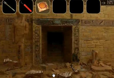 Pharaoh's Tomb walkthrough
