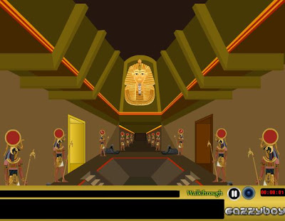 Pyramid Escape walkthrough