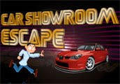 Car Showroom Escape walkthrough