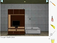 Apple Juice Room Escape walkthrough