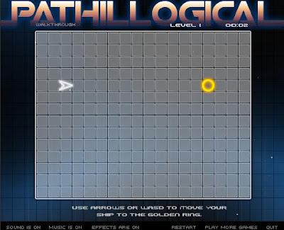 Pathillogical walkthrough