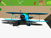 Plane Hangar Escape walkthrough