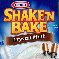 How to make Shake and Bake meth