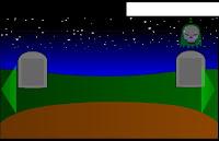 Escape the Graveyard walkthrough