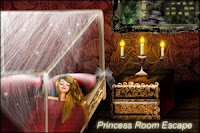 Princess Room Escape walkthrough