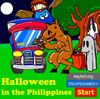 Halloween in the Philippines