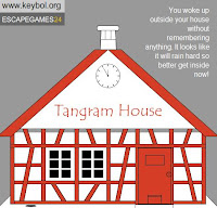 Tangram House