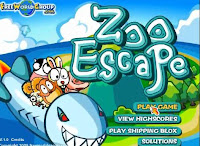 Zoo Escape walkthrough