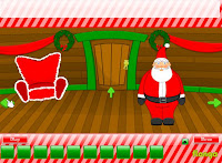 Santa's List walkthrough