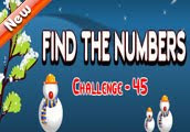 Find the Numbers Challenge 45 walkthrough