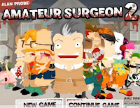Alan Probe - Amateur Surgeon 2 walkthrough