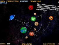 Evil Asteroids walkthrough