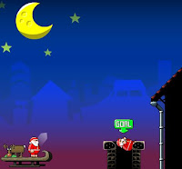 Super Santa Kicker walkthrough