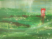 Acrylic on canvas by Philippa Stanton