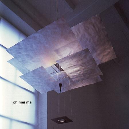 mississippi sisters ingo maurer lighting. Black Bedroom Furniture Sets. Home Design Ideas