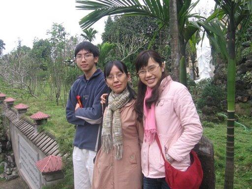 Pagode Từ Lâm (Hué) 2008