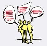 हिन्दी ब्लॉग टिप्स चर्चा में (In media)