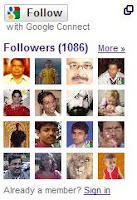 100 से ज़्यादा फॉलोवर वाले हिन्दी चिट्ठों का शतक