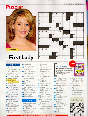 Bright image for people magazine crossword printable