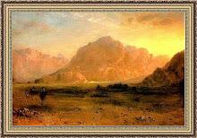 لوحات عن الشرق 7