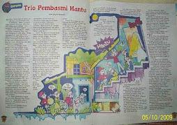 Trio Pembasmi Hantu