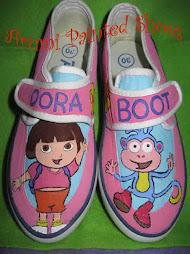 Dora & Boot