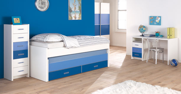 kids blue bedroom furniture