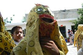 baile de Xoxocotla, estan padres los vestuarios!