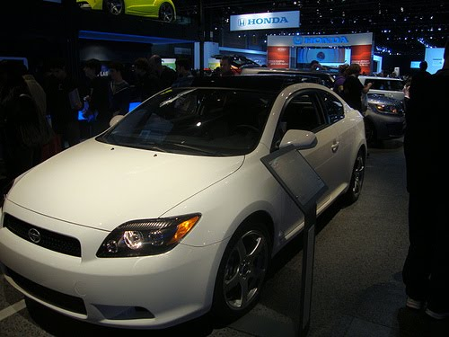 The 2010 Scion tC 2.4 Liter Engine