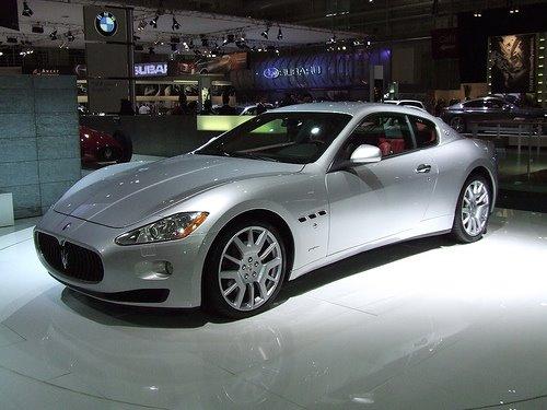 Maserati Car. Maserati Car