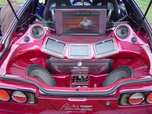 Top Luxury Cars Luxury Cars Positioning Car Subwoofers