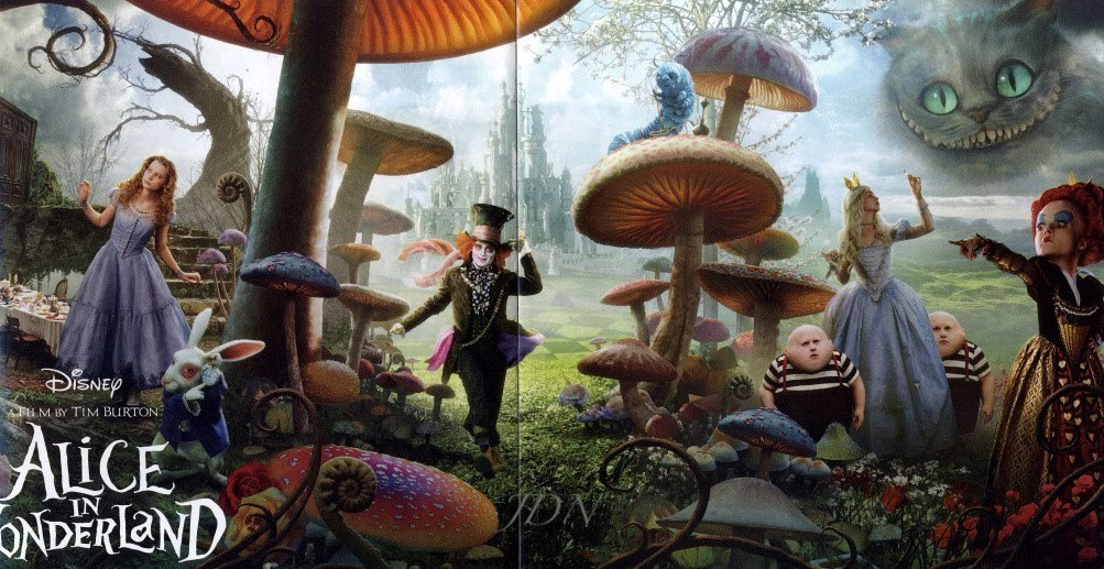 alice in wonderland 2010 free movie download