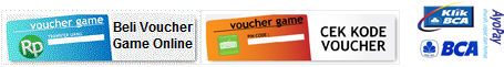 Beli Voucher Game Murah!