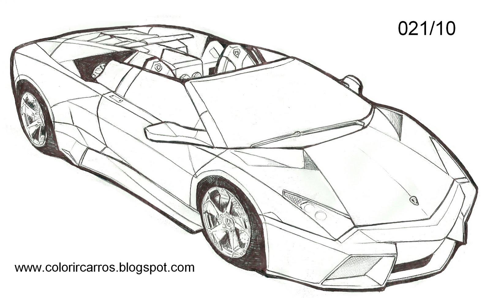 dibujos de dibujar carros ferrari s