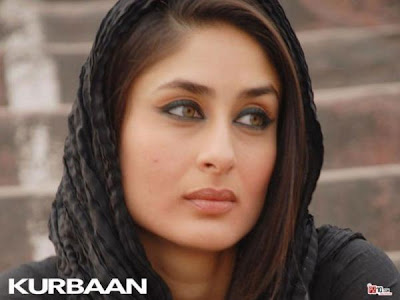 They make Kareena's green eyes
