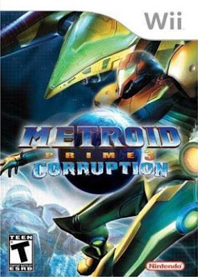 Caratula de Metroid Prime 3: Corruption
