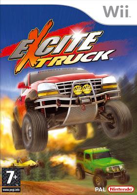 Caratula de Excite Truck