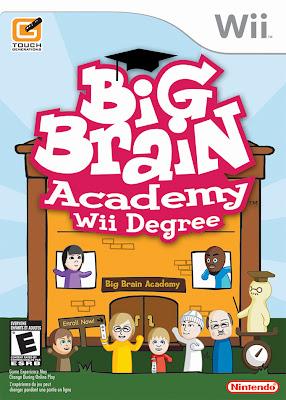 Caratula de Big Brain Academy para Wii