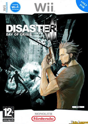 Caratula de Disaster: Day of crisis