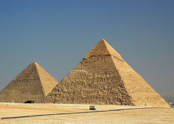 Wonders of the world-Pyramid Giza