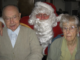 My Grampa Smith, Uncle Jack, Umm... I mean Santa, and Gradma Ellen
